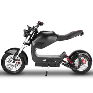 Citycoco scooter 3000W 80km/h, 60V 20AH/40AH, ship from China factory - Fanco Electric Scooter manufacturer