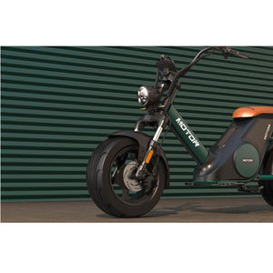 2000W Harley Electric Motorcycle for Adults 90+KM Range - CITI ESCOOTER