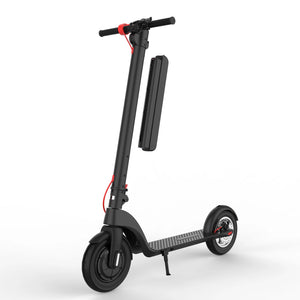 10 Inch Off Road Electric Scooter 10Ah, 350W motor, factory wholesale price - Fanco Electric Scooter manufacturer