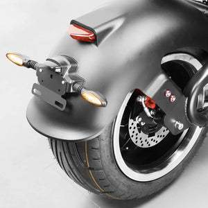 M8 Fat tire electric scooter 60km range ship from Europe & US - CITI ESCOOTER