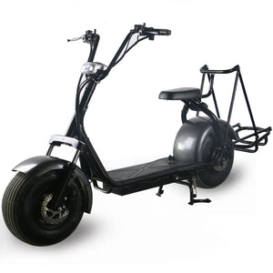 Citycoco golf scooter 60V 20A 1500W factory wholesale price - Fanco Electric Scooter manufacturer