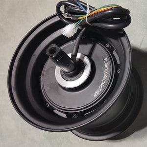 2000W 12inch motor for fat tire Harley electric scooter - Fanco Electric Scooter manufacturer