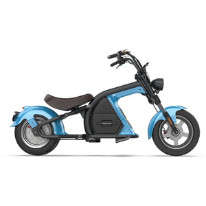 M8 Fat tire electric scooter 60km range - CITI ESCOOTER