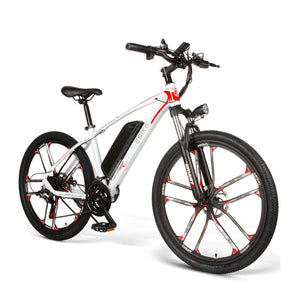 "26"" Electric Commuting Bike/Mountain Bike with Magnesium Alloy Integrated Wheel - CITI ESCOOTER"