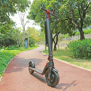 10 Inch Off Road Electric Scooter 10Ah, 350W Motor, Duty Free Shipping from US/Europe Warehouse - CITI ESCOOTER