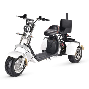 Golf Trike Scooter 3 Wheel Fat Tire Citycoco - CITI ESCOOTER