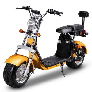 Citycoco harley 60V 40AH Manufacturer wholesale price, EEC/COC approved, ship from Holland warehouse, Free Shipping, Free Tax EU - Fanco Electric Scooter manufacturer