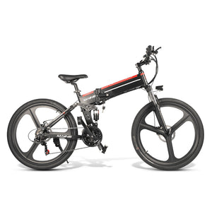 26in Folding Mountain Ebike - Fanco Electric Scooter manufacturer