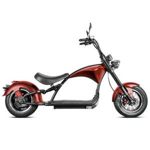Fanco M1P chopper scooter 2 kW 50 miles range fast ship from US - CITI ESCOOTER