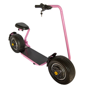 EEC/COC Certified Side Fork Sports Electric Citycoco Scooter