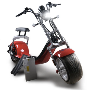 Big wheel electric scooter 1500w 20AH - CITI ESCOOTER