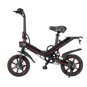 Duty Free to Door Folding Electric Bike in Poland Warehouse - Direct Manufacturer - CITI ESCOOTER