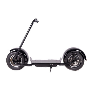 Fat Tire Scooter 2000W, Side Fork Sports Electric Citycoco Scooters - Fanco Electric Scooter manufacturer