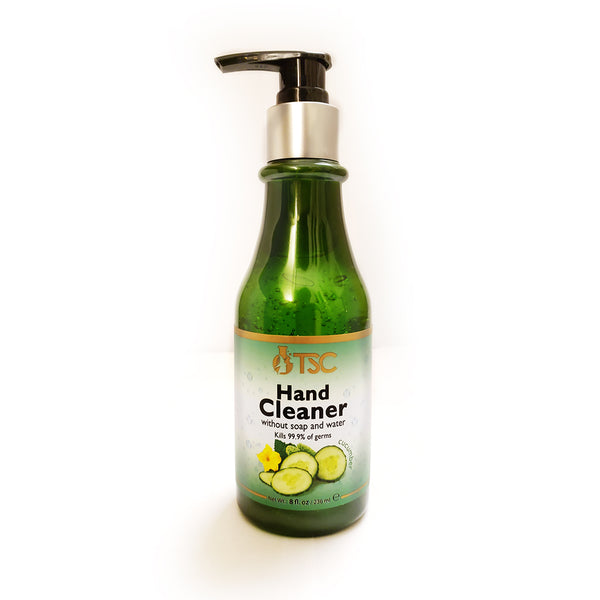 Hand Sanitizer 8oz 70% Alcohol
