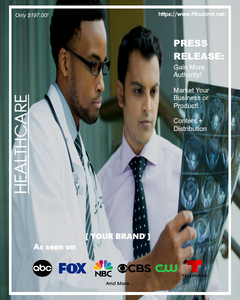 <strong>HEALTHCARE</strong><br>Premium Press Release Tailored for Healthcare