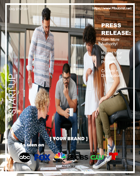 <strong>START-UPS</strong><br>Premium Press Release Tailored for Start-Ups