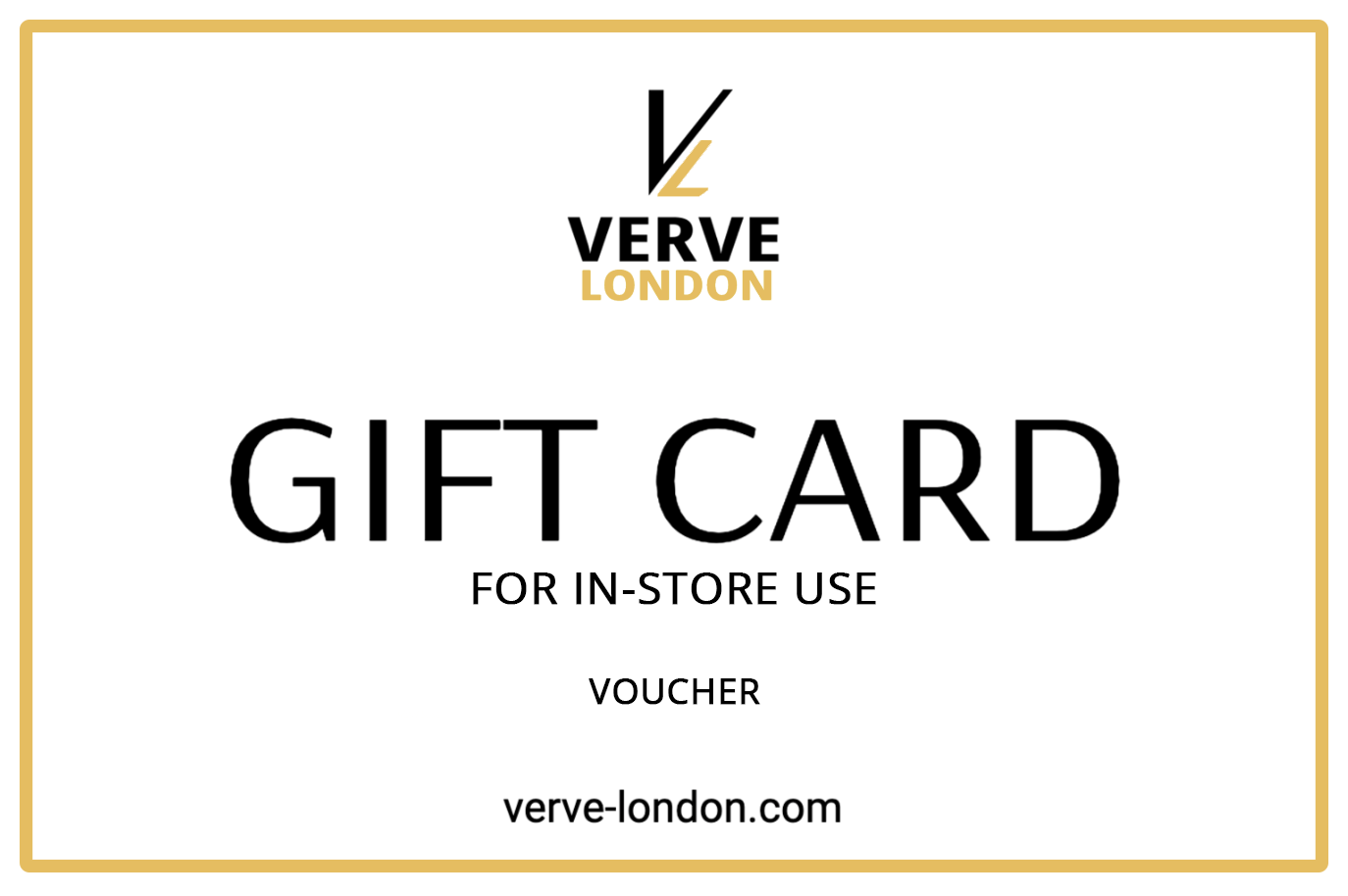 IN-STORE GIFT CARDS