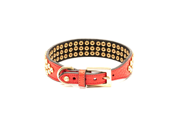 SWAROVSKI 3 ROW COLLAR