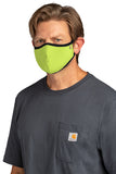 CT105160 Carhartt® Cotton Ear Loop Face Mask (3 pack)