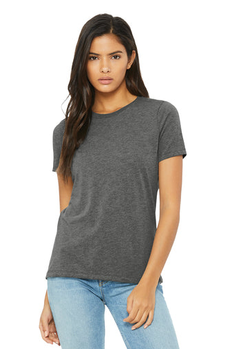 6400 Bella + Canvas Ladies' Relaxed Jersey Short-Sleeve T-Shirt