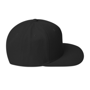 Yupoong 6089M SnapBack - Mister Eight, Mr8 Customs