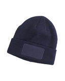 BA527 Big Accessories Patch Beanie