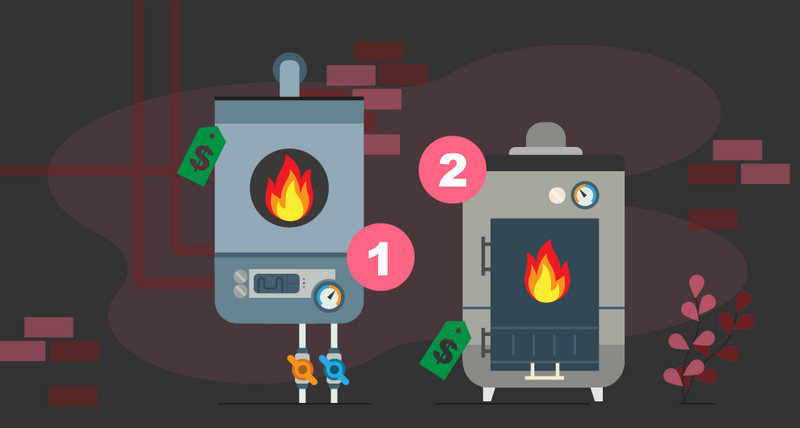 Comparing Star Supply's Best Mobile Home Furnaces