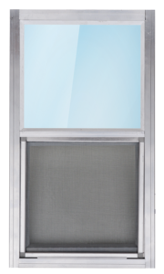 Kinro Single Pane Aluminum Windows