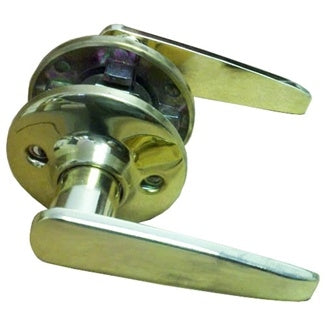 Brass Lever Passage Door Knob