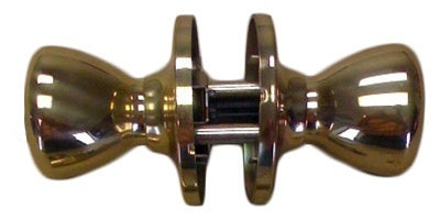 Brass Passage Door Knob Set