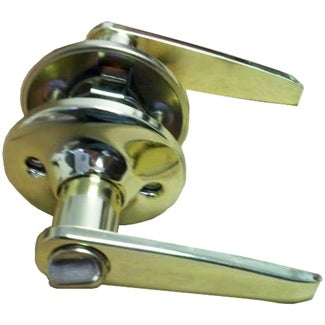 Brass Lever Privacy Door Knob