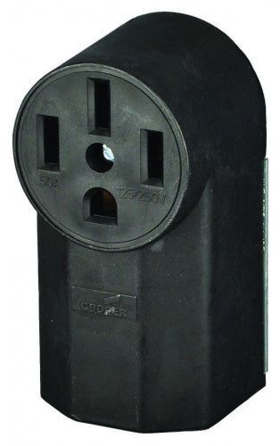 4 Prong Electric Dryer Receptacle