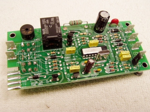 Deluxe Air Blend II Lower Control Board (Except B) (FC-76813091A)