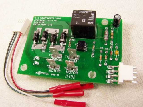 Deluxe Blend Air II Upper Control Board (FC-7681318P)