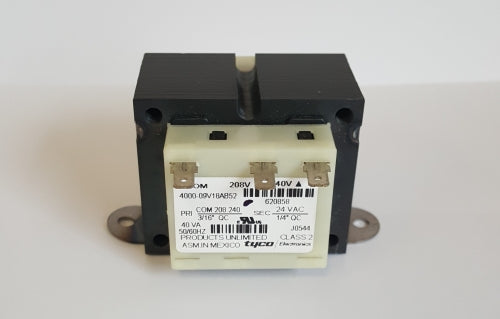 Nordyne/Miller/Intertherm 620858 Transformer 24V@40VA (NOT RETURNABLE)