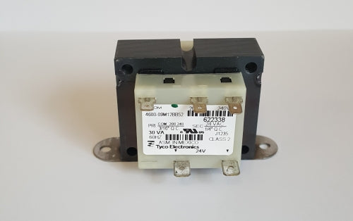 Nordyne/Miller/Intertherm 622338 Transformer 24V@30VA (NOT RETURNABLE)