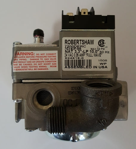 Nordyne/Miller/Intertherm 902910 Gas Valve