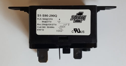 Nordyne/Miller/Intertherm S90-290Q Fan Relay