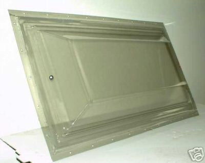 Fox Lite 16in x 32in Double Pane Emerald Mobile Home Skylight