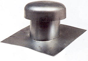 Ventline Tall 5in Roof Cap For Flat Roof