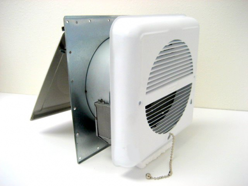 Ventline White Sidewall Exhaust Fan
