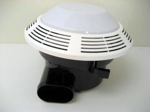 Ventline 75 CFM Side Exhaust Bath Fan w/ Light