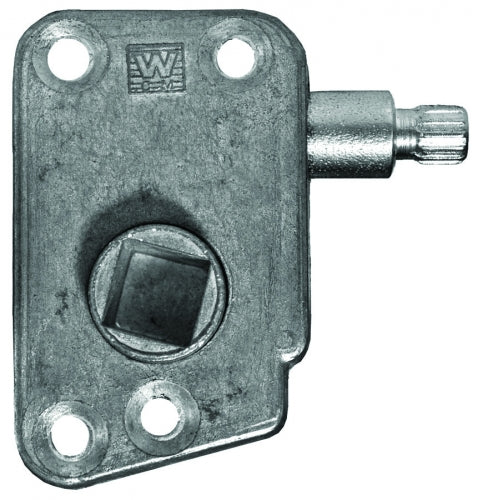 Jalousie Window Side Mount Operator (3/8in Square w 1/4in Hub Protection)