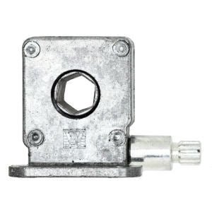 Jalousie Window Center Mount Operator (3/8in Hex)