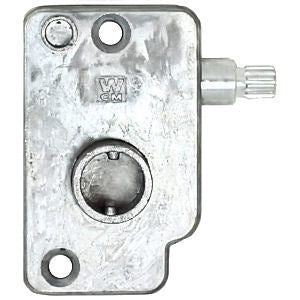 Jalousie Window Side Mount Operator (1/2in Hub Protection)