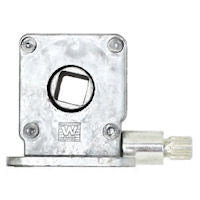 Jalousie Window Center Mount Operator (5/16in Square)