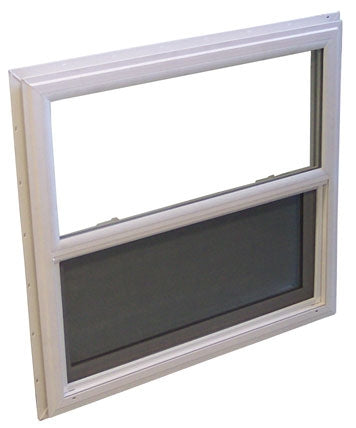 Kinro  White Vinyl Vertical Sliding Windows