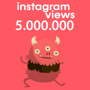 Instagram Video Views + Profilbesuche + Interaktionen