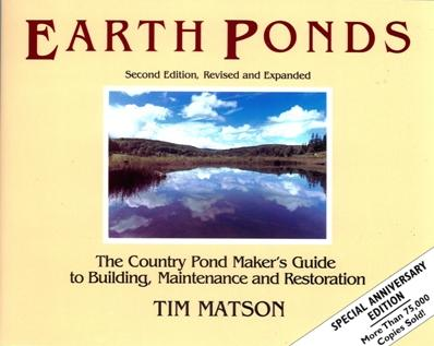 Earth Ponds Second Edition, Revised and Expanded