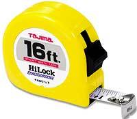 Tajima Hi-Lock Tape Measure